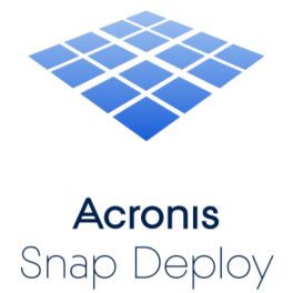 Acronis® Snap Deploy® 5